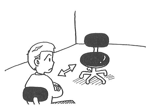 椅子の技法
