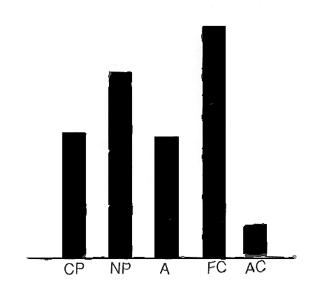 図 エゴグラム